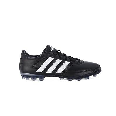 3978c06379 adidas Gloro 16.1 AG Football Boots - Core Black Running White Metallic  Silver -
