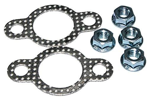 Kohler Engine Mufflers - Kohler 2578601-S KIT, MUFFLER HARDWARE Engine Parts