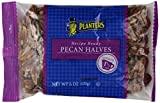 Planters Pecan Halves, 6 Ounce (Pack of 12)