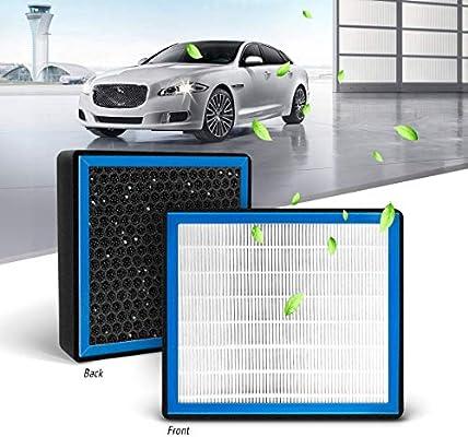 Cabin Air Filter Carbon Charcoal Type Fits 2009 2010 Jaguar XF