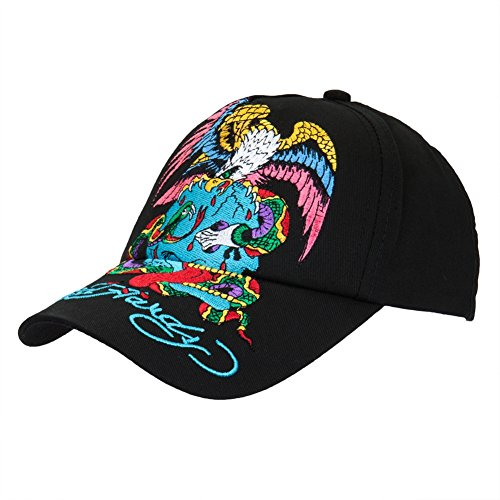 Ed Hardy - Eagle Vs. Snake World Youth Adjustable Baseball Cap