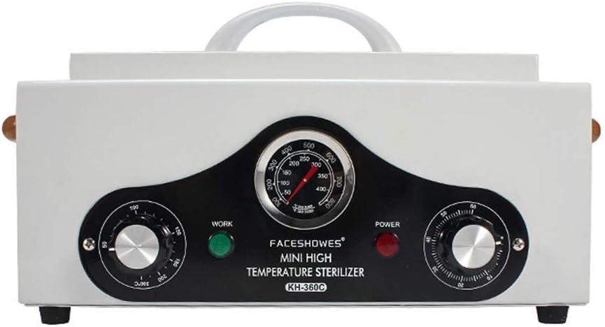 Contenitore ad alta temperatura portatile di disinfezione dellautoclave del Governo di sterilizzazione a calore secco per la bellezza facciale del salone di bellezza della stazione termale del salone