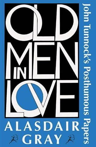 book cover of Old Men in Love