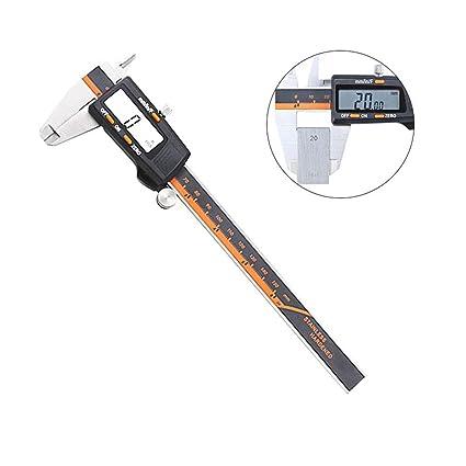 Pawaca - Calibre digital de alta precisión, calibre vernier ...
