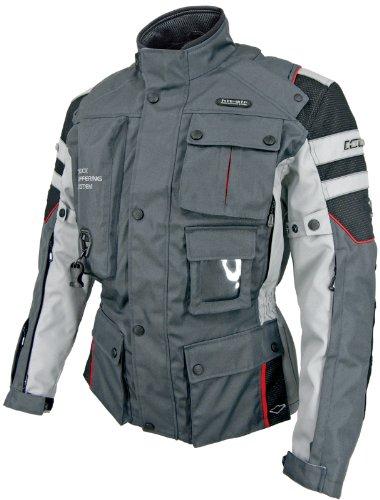 HIT AIR:エアーバッグ ジャケット Motorrad-2 ダークグレー Lサイズ 4560216415037