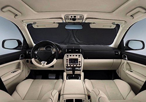 car windshield sun shade car sunshade protector a powerful uv ray deflector best for cool. Black Bedroom Furniture Sets. Home Design Ideas