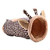Cat Tunnel Toys,Portable Folding Collapsible Fabric Tunnel Tube Toy for Pet Cat Kitty