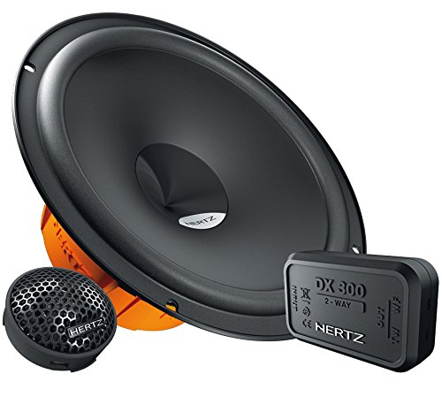 Hertz Audio DSK 165.3 6-1/2'' 2-Way Dieci Series Component Speaker System (DSK165.3)
