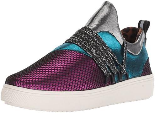 Saludar arpón Museo  Steve Madden Girls' Jlancer Sneaker, Metallic/Multi, 2 M US Little Kid: Buy  Online at Best Price in UAE - Amazon.ae