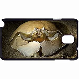 New Style Customized Back Cover Case For Samsung Galaxy Note 3 Hardshell Case, Back Cover Design Crab Personalized Unique Case For Samsung Note 3