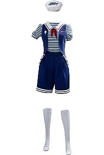 Amazon.com: Party City Steve Scoops Ahoy Halloween Costume ...