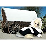 Dog Costume Pilgrim Girl Costumes Dress Your Dogs For Thanksgiving