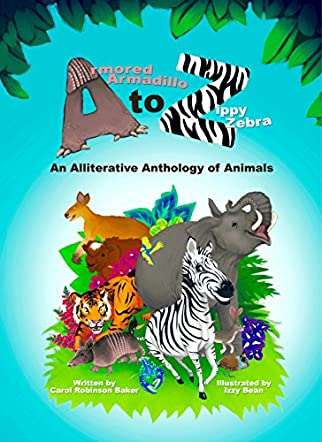 Book review of armored armadillo to zippy zebra readers favorite armored armadillo to zippy zebra fandeluxe Gallery