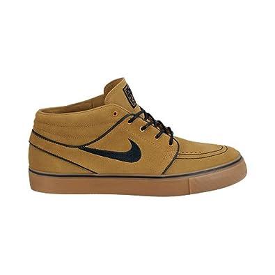1258567fec8c Nike SB Zoom Stefan Janoski Mid Wheat Black Gum 44.5  Amazon.co.uk  Shoes    Bags