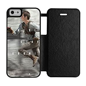 Custom Design With The Maze Runner Heavy Duty Covers High Quality Back Phone Case For Kids For Apple Iphone 5/5S Choose Design 14