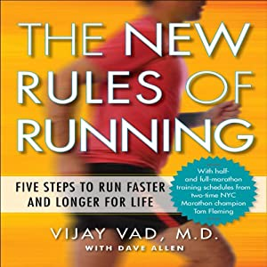 The New Rules of Running Audiobook