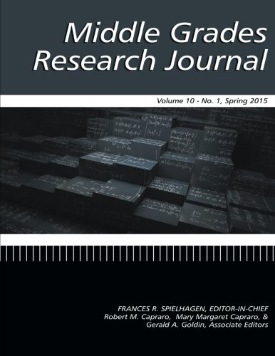 Download Middle Grades Research Journal - Issue: Volume 10 #1 PDF