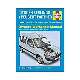 Citroen Berlingo & Peugeot Partner Petrol & Diesel: 1996 to 2010 Service & repair manuals: Amazon.es: John S. Mead, A. K. Legg: Libros en idiomas ...