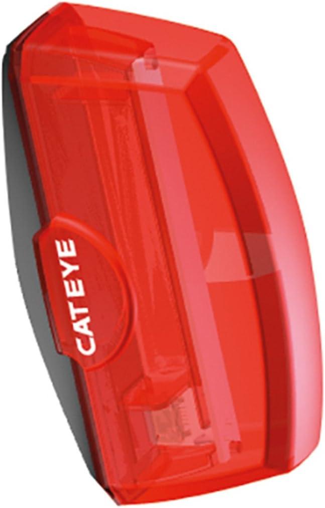 Cateye Rapid X3 luz trasera para bicicleta: Amazon.es: Deportes y aire libre