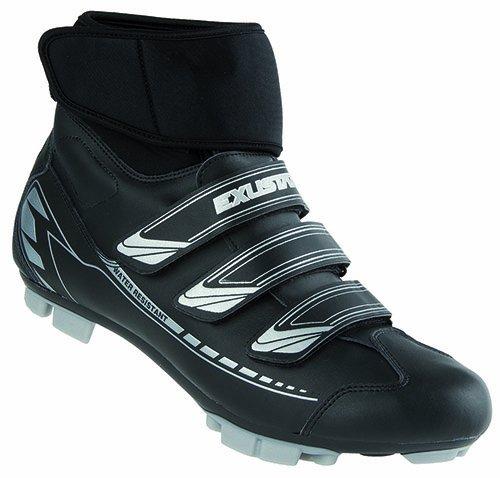 Exustar-chaussures d'hiver fitness-noir/argent - 22268