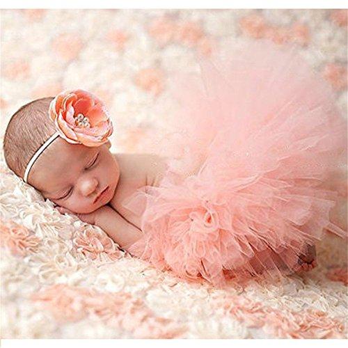 de Falda 5five Girl Baby Traje Tutu Vestido Fotograf IaYqI