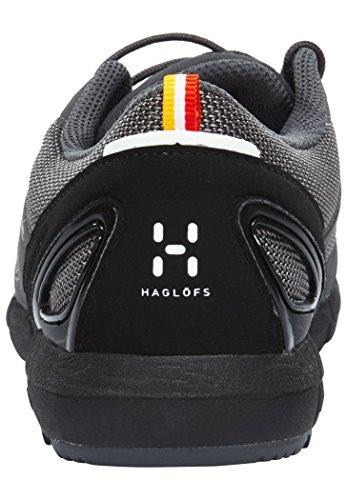 Haglöfs Strive GT - Calzado - gris 2016 Magnetite/True Black