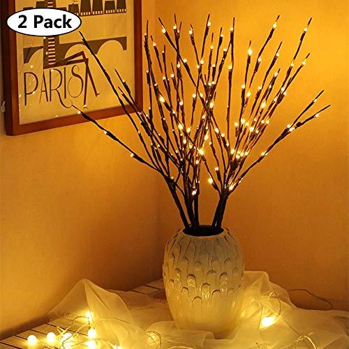 Brown Led Twig Lights