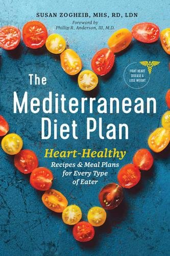 Mediterranean Diet Plan Heart Healthy Recipes product image