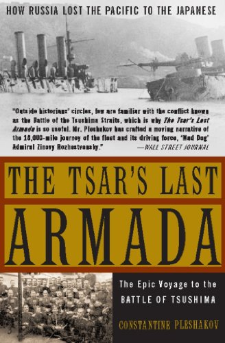 The Tsar's Last Armada: The Epic Journey to the Battle of Tsushima (English Edition) por [Pleshakov, Constantine]
