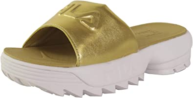 fila disruptor slide sandal