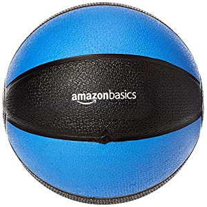 Well-Being-Matters 512uMvaEY7L._SS300_ Amazon Basics Medicine Ball for Workouts Exercise Balance Training