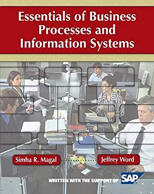 Essentials of Business Processes and Information Systems 1e + WileyPLUS Registration Card (Wiley Plus Products)