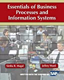 Essentials of Business Processes and Information Systems 1e + WileyPLUS Registration Card (Wiley Plus Products), Simha R. Magal, 0470505699