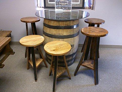 Old Whiskey Barrels - 3