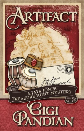 Artifact (A Jaya Jones Treasure Hunt Mystery Book 1) - Traditional Treasures