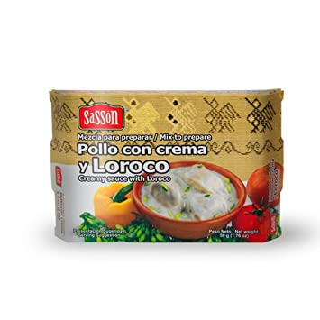 Mezclas Para Guisados Guatemaltecos (Mix to Prepare Guatemalan Food) (Pollo con Crema y