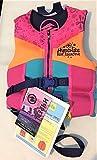 Hyperlite Girls Type III Life Vest, USCG Approved Personal Flotation Device