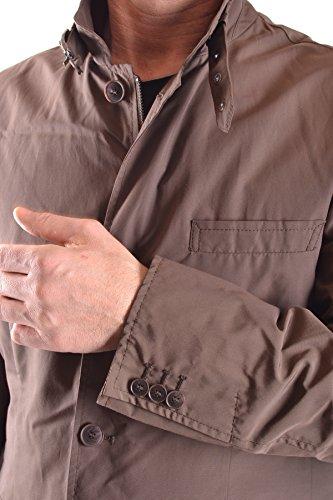 Mcbi131066o Gant Marrone Uomo Giacca Cotone Outerwear SzzqtpHw
