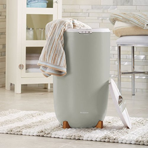 Brookstone Towel Warmer - Towel Mounted Floor Warmer