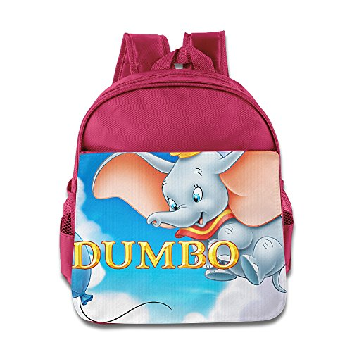Fans Dumbo School Bag Schoolbags For Girls, Boys, Kids, Students-Pink (Elephant Ear Chili Pepper compare prices)