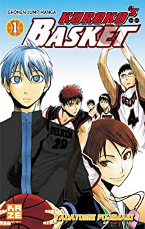 Kuroko's Basket, tome 1 par Fujimaki