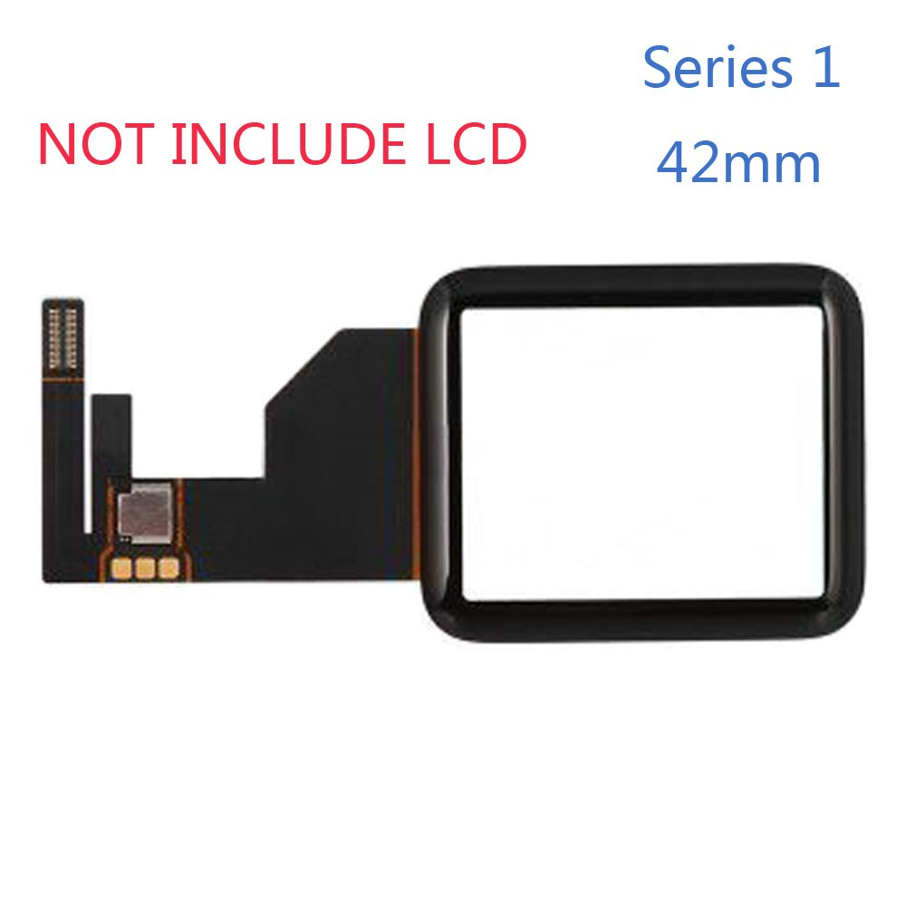 Fonrest Compatible Digitizer Touch Panel Glass Screen Replacement for Apple Watch Series 1 42mm, Not Include LCD