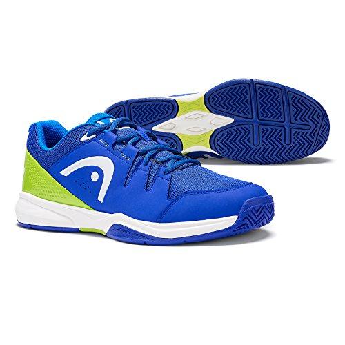 Bleu Mens HEAD Chaussures Brazer Adulte Blue Apple de Mixte Tennis Green p5q60rqPw