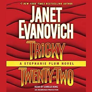 Tricky Twenty-Two Hörbuch