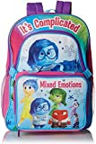Disney Inside Out 16″ Backpack with Lunch Kit