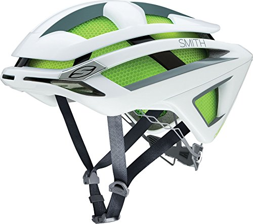 Smith Optics Overtake Adult Off-Road Cycling Helmet - White / Medium