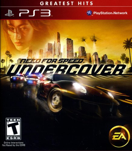Need for Speed: Undercover - Playstation 3 (Need Games For Ps2 For Speed)