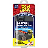 The Big Cheese Ultra Power Electronic Mouse Killer (Quick, Humane Electronic Rodent Pest Trap, Kills 100+ Mice Per Set of AA Batteries, Safe for Use Around Children and Pets)