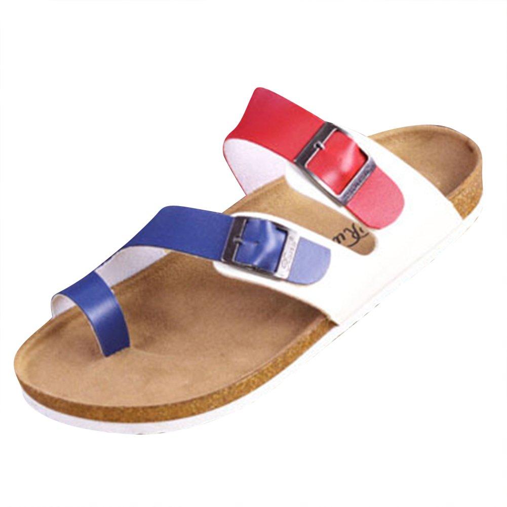 Sandali Sughero - Unisex Adulto Pantofole Eleganti - Ciabatte Comodi:  Amazon.it: Scarpe e borse
