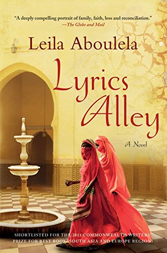 Book cover for Lyrics Alley